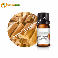 Sandalwood Essential Oil Supercritical CO2 Extraction