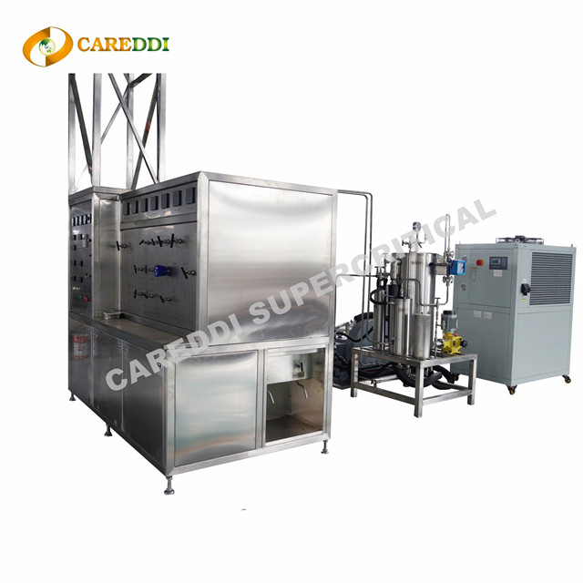50L(25Lx2) Medium Size Supercritical Co2 Extraction Machine