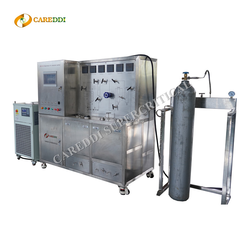 1 Liter Supercritical CO2 Plant Oil Extraction Machine