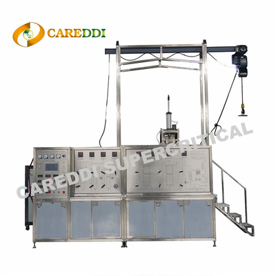 100L(50Lx2) Medium Size Supercritical Co2 Extraction Machine
